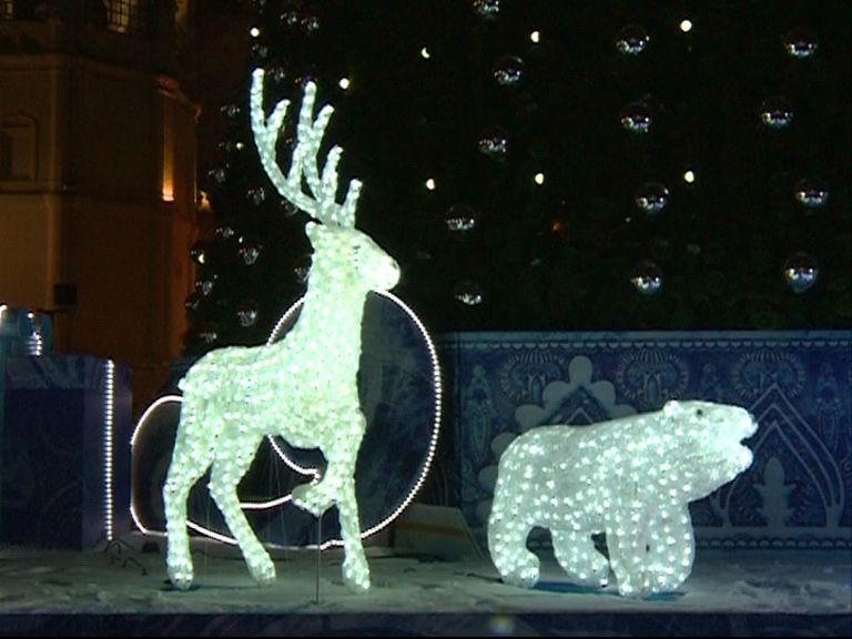 «Первый Ярославский» в прямом эфире покажет официальное открытие новогодней ярмарки