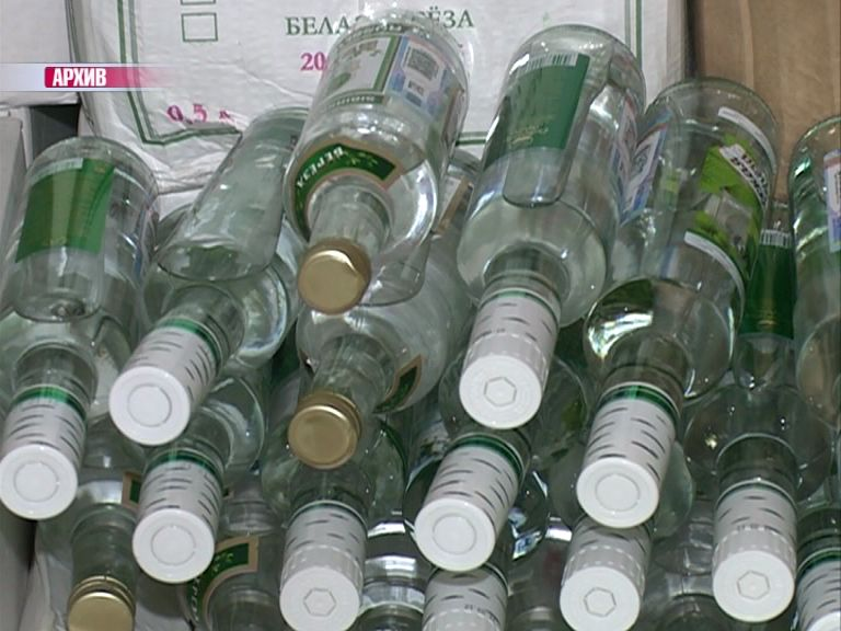 В Ярославской области конфисковано более 4 тысяч литров контрафактного алкоголя