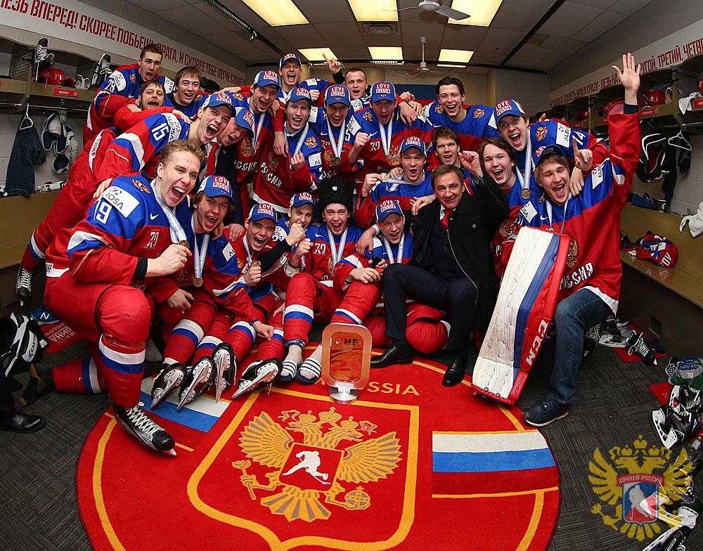 Представители «Локомотива» выиграли медали молодежного чемпионата Мира