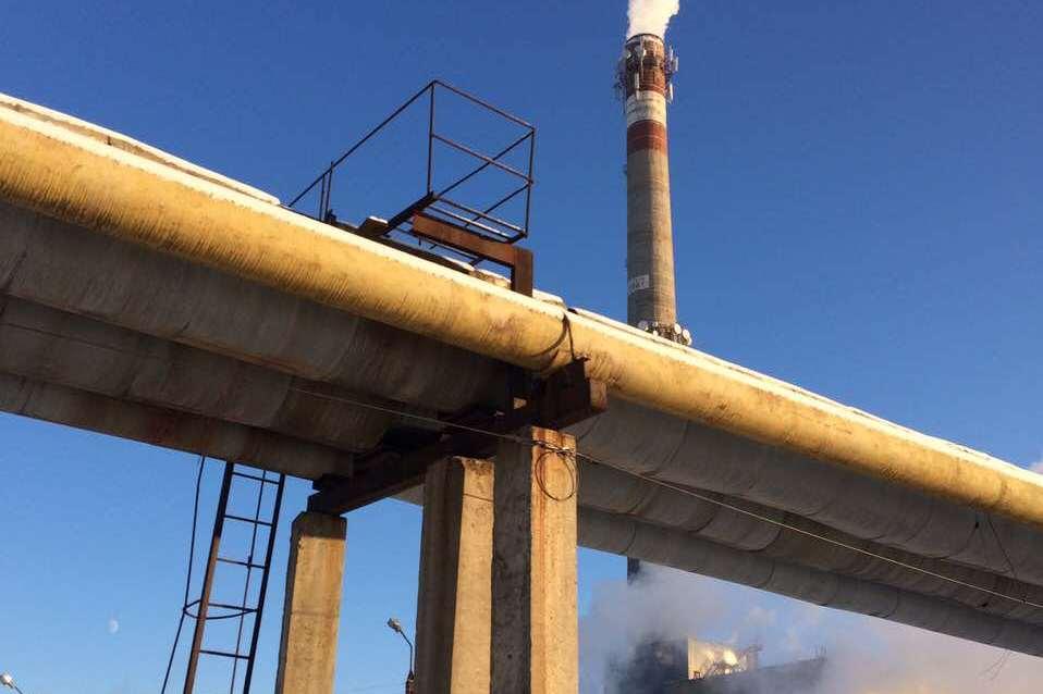 В Тутаеве ликвидируют последствия прорыва теплотрассы