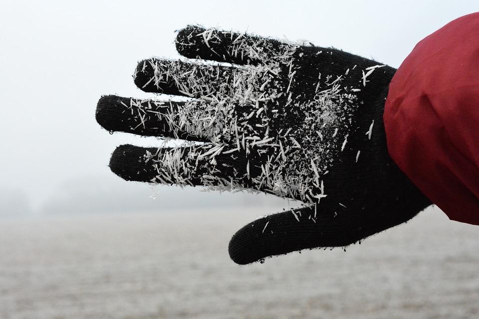 Как избежать обморожений в морозы