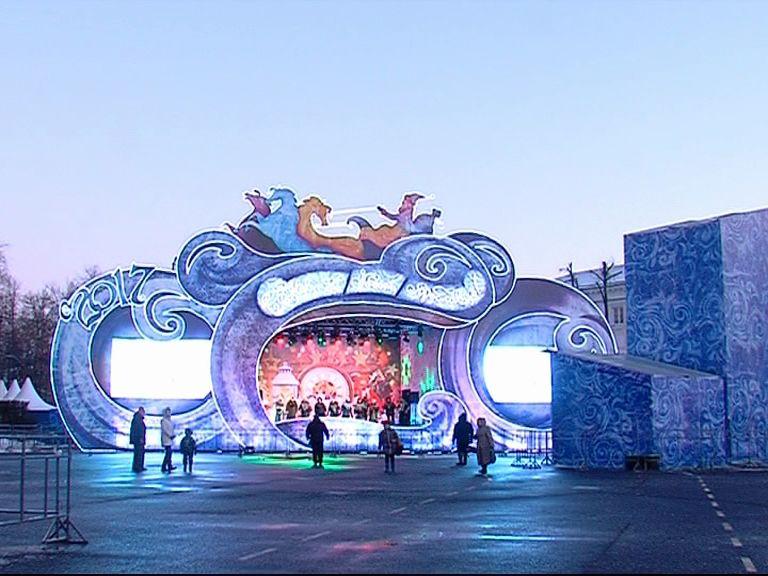 Ярославль стал одним из самых популярных городов России у туристов в Рождество