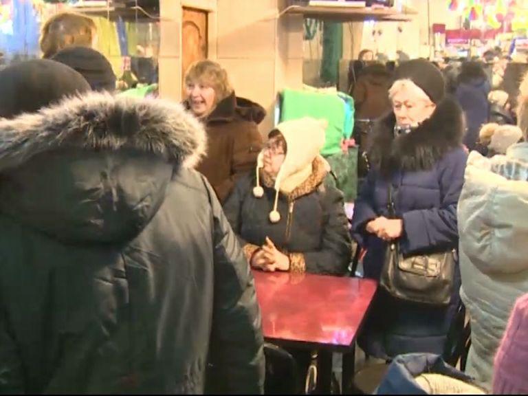 В Ярославле замерзшим туристам помогли добраться до Москвы