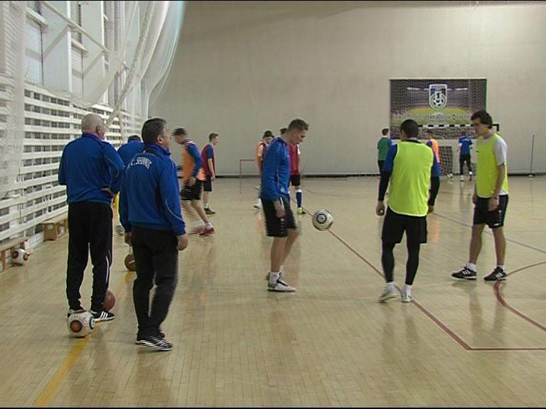 Футбольный «Шинник» вышел из отпуска и начал подготовку к сезону