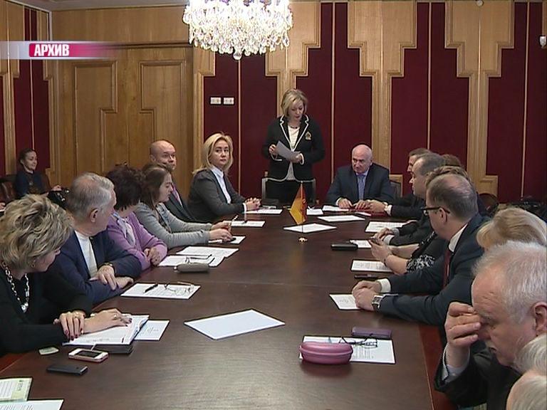 Ярославль примет форум Общественной палаты России