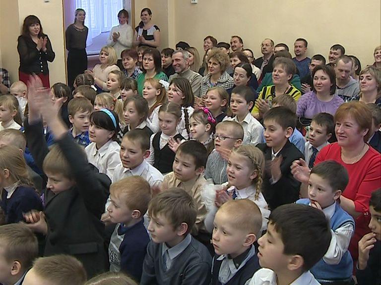 Ученики Горушкинской начальной школы будут получать знания в новом здании