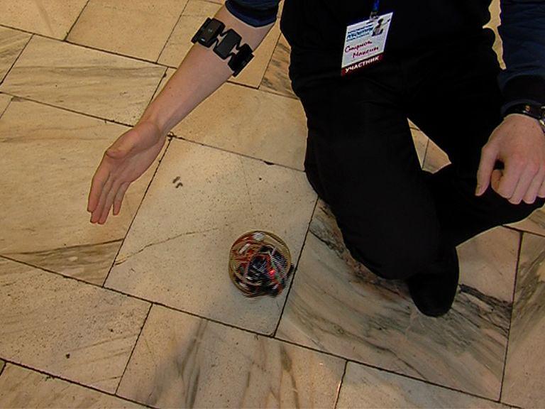 Ярославские студенты создали лучшего робота-экстремала