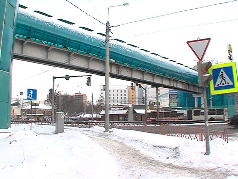В Ярославле проверили работу надземных и надземных переходов