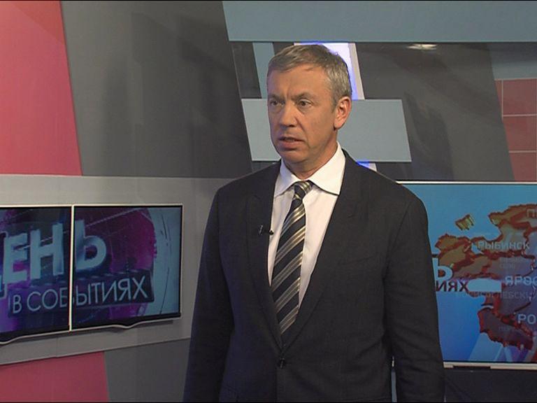 Виталий Ткаченко: «Во время коммунальных ЧП мы должны сработать как единая команда»