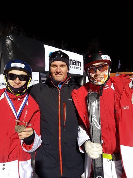 Ярославец занял третье место на этапе Кубка Мира