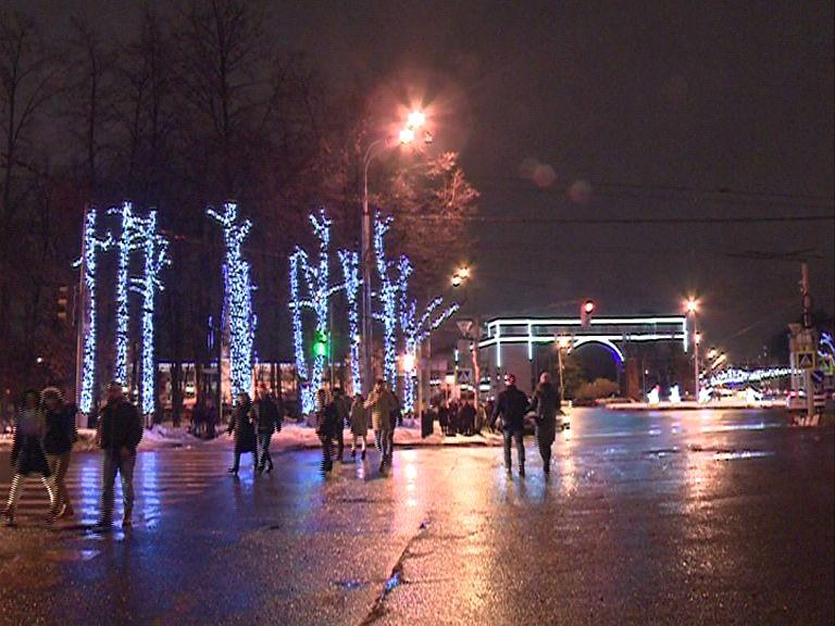 112 тысяч человек посетили Ярославскую область в новогодние праздники