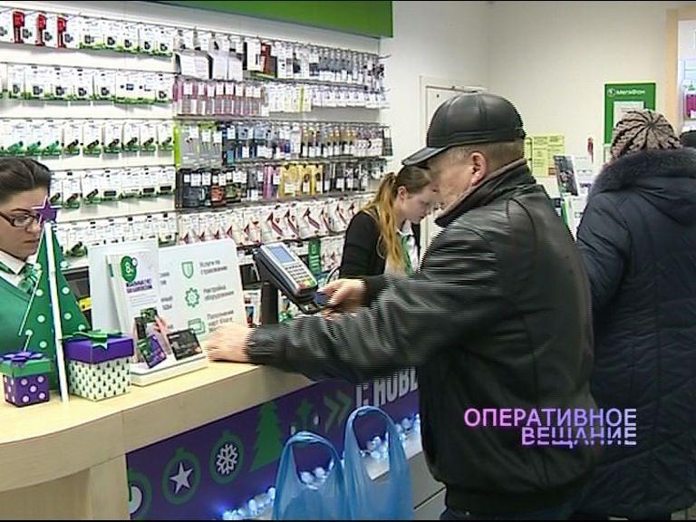 Неизвестный похитил из магазина сотовой связи несколько гаджетов и селфи-палку