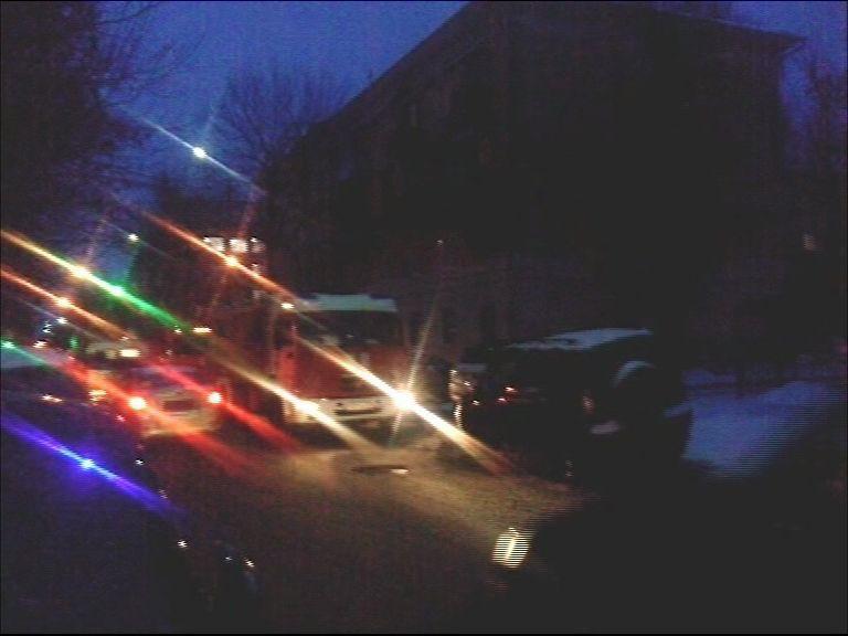 Пожарные расчеты прибыли к дому на Некрасова из-за подозрительного задымления