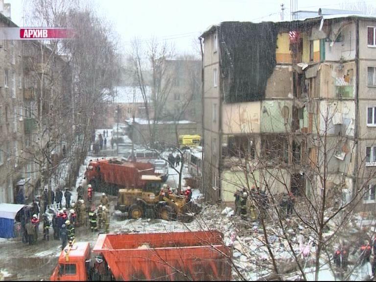 Пострадавший от взрыва газа дом на 6-й Железнодорожной начнут разбирать в марте