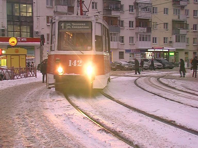 Городские трамваи начали модернизировать