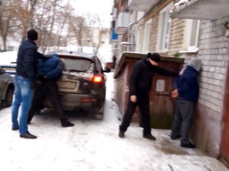 Банду автоугонщиков поймали в Ярославской области