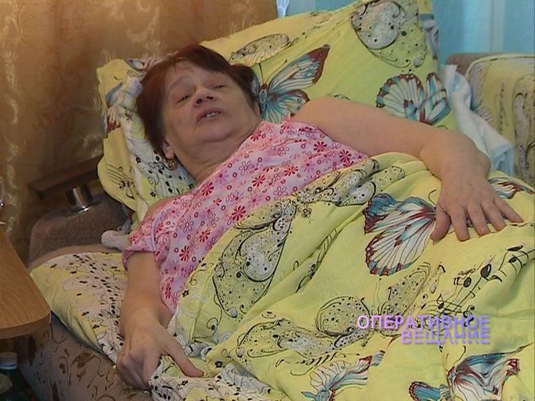 Пенсионерка упала на лестнице у торгового центра и получила тяжелый перелом
