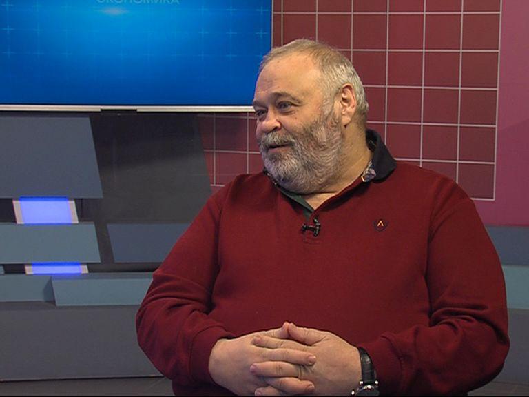 Программа от 20.01.2017: Юрий Ваксман