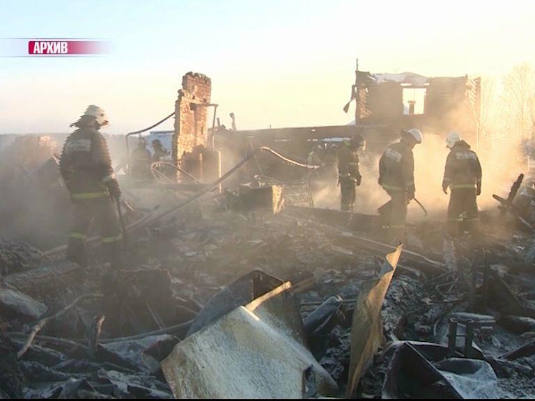 В деле о пожаре в Песочном, где погибли 6 человек, поставлена точка
