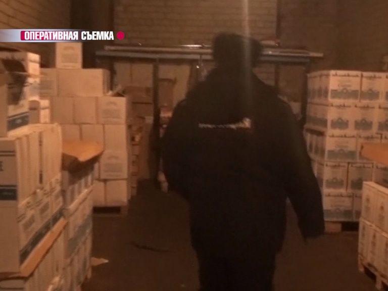 Более трехсот пузырьков со спиртовыми лосьонами арестовано в Ярославской области