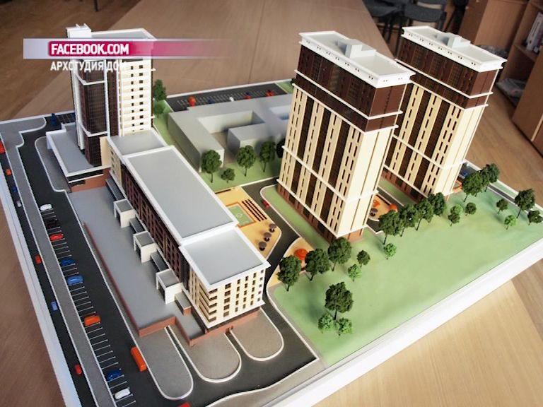 На площадке «ЯрСити» появятся деловой центр и два 25-этажных дома-близнеца