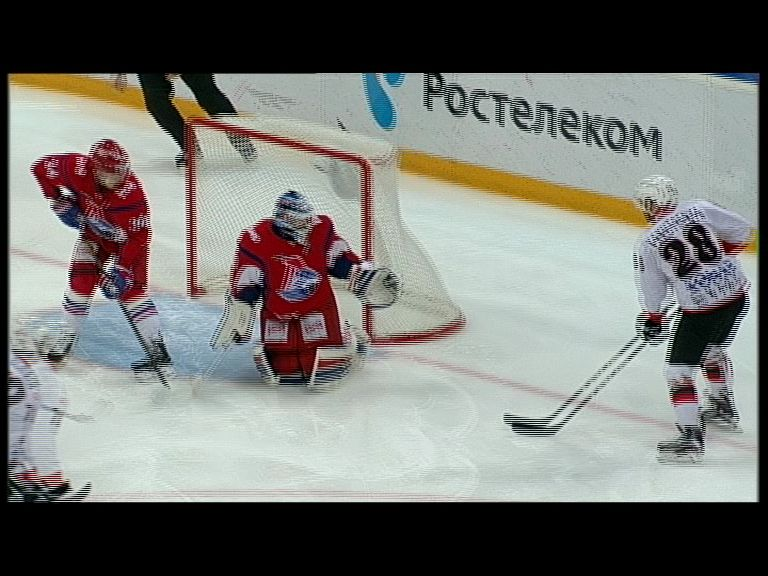 «Локомотив» проиграл «Трактору»
