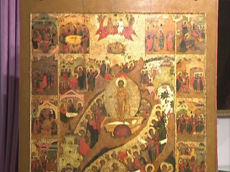 В музей-заповедник вернулась уникальная похищенная икона