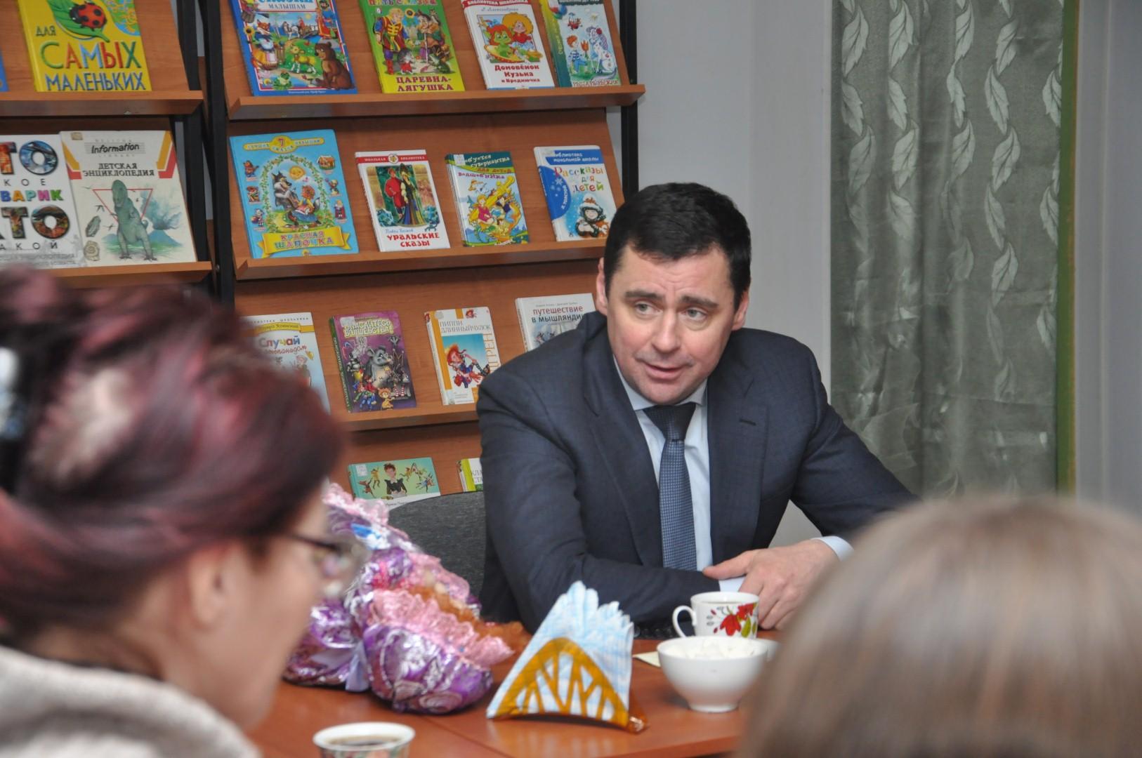 Дмитрий Миронов рассказал о своих любимых книгах