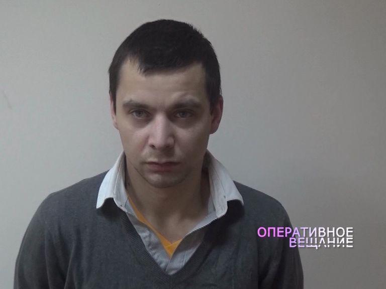 В Дзержинском районе задержали серийного грабителя