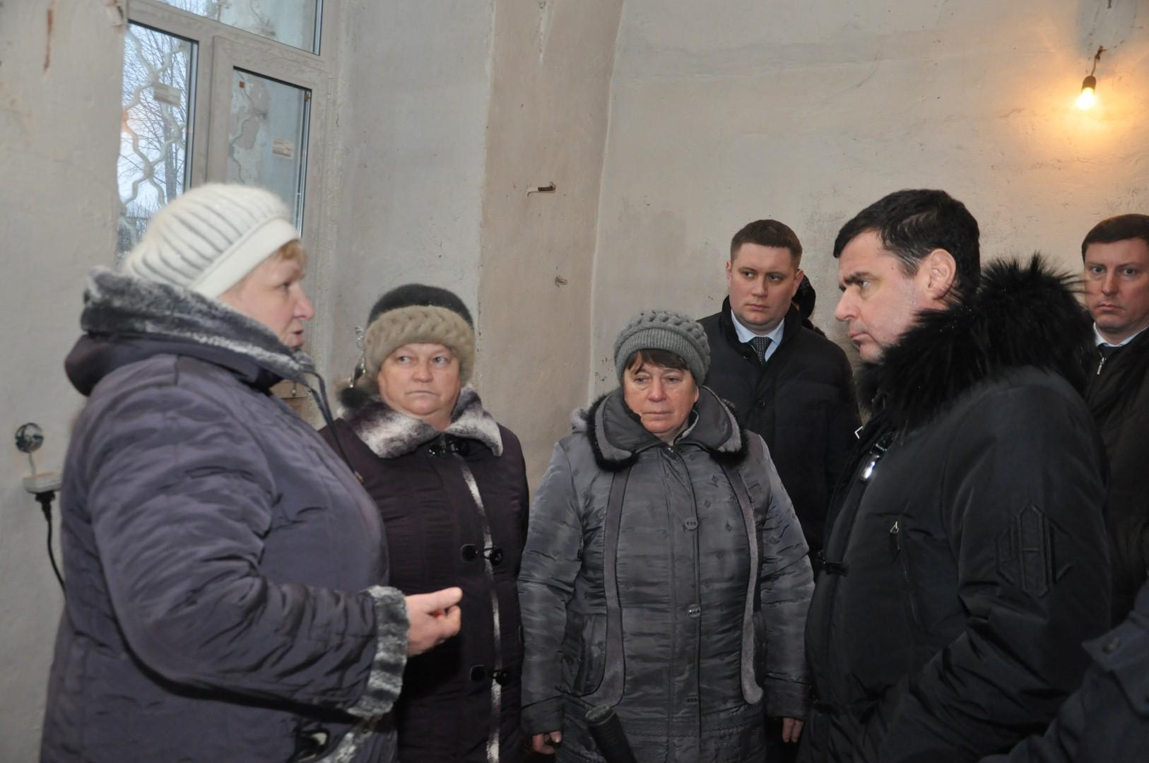 Дмитрий Миронов: «Обеспечение Пошехонского района чистой питьевой водой – общая задача региональных и местных властей»