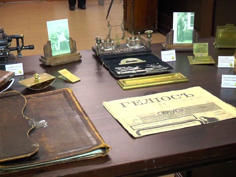 Историко-культурный комплекс «Вятское» организовал выставку в Плесе