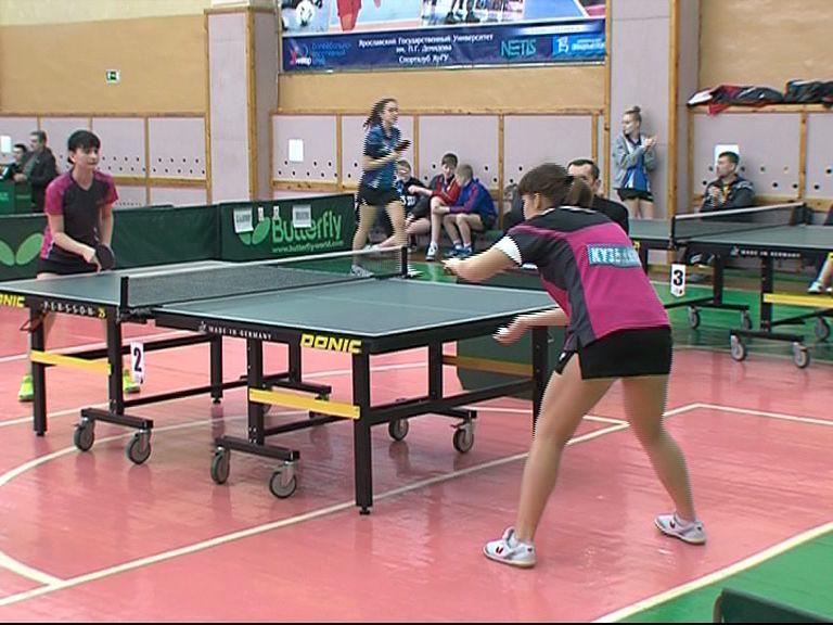 Ярославские теннисисты блестяще выступили на домашнем первенстве ЦФО