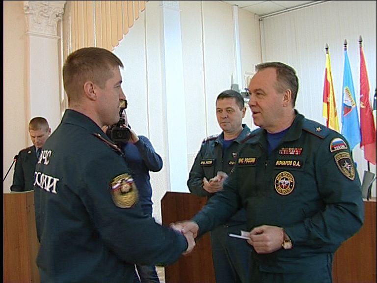 Сотрудники регионального МЧС успешно сдали нормативы ГТО