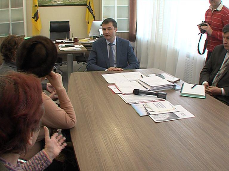 Жители Переславля с коммунальными жалобами обратились к и.о мэра города