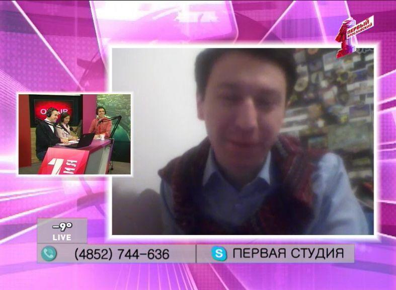 Борис Иванин: