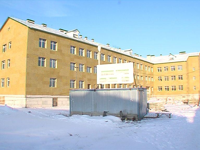 В Туношне достроят школу