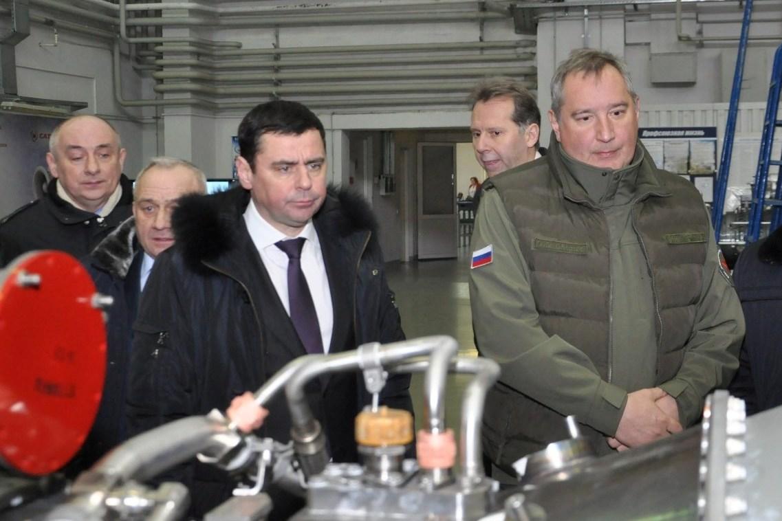 Федеральные власти высоко оценили роль ярославских предприятий в реализации программы по импортозамещению