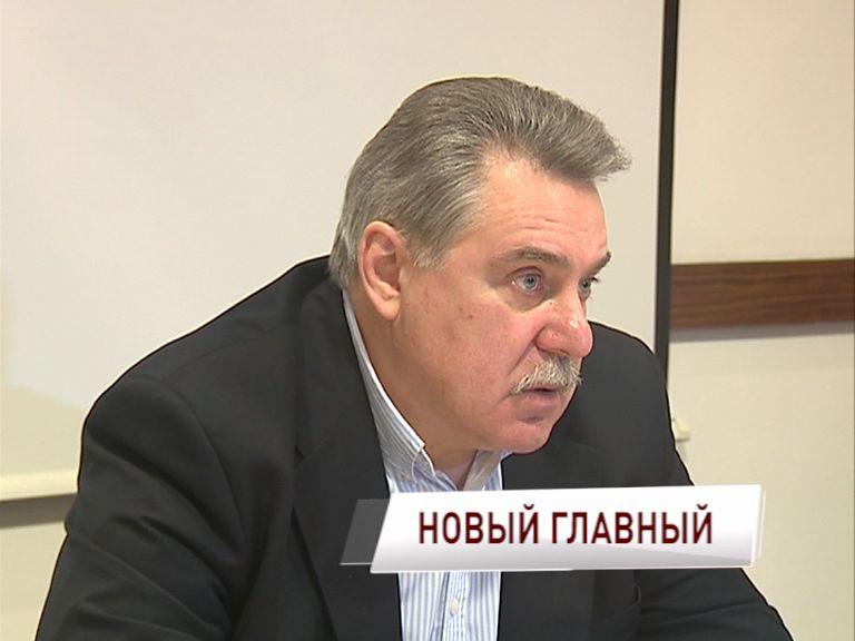 Сергей Шляпников обозначил задачи сборной России по волейболу