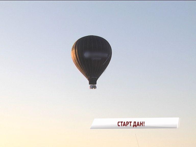 К новому мировому рекорду: Федор Конюхов стартовал на аэростате из Рыбинска