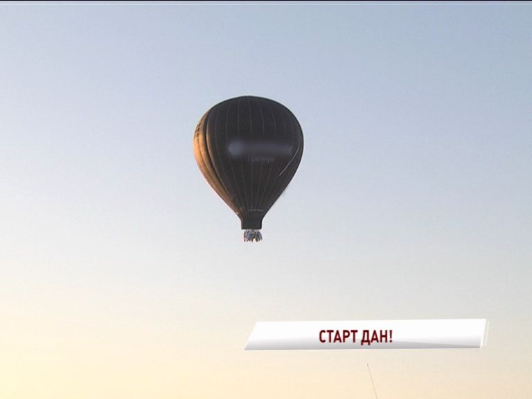 Федор Конюхов и Иван Меняйло побили рекорд России по продолжительности полета на воздушном шаре
