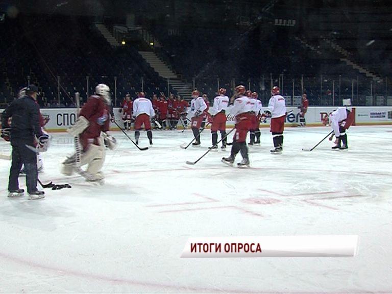 Болельщики назвали лучшего соперника для «Локомотива» в первом раунде плей-офф