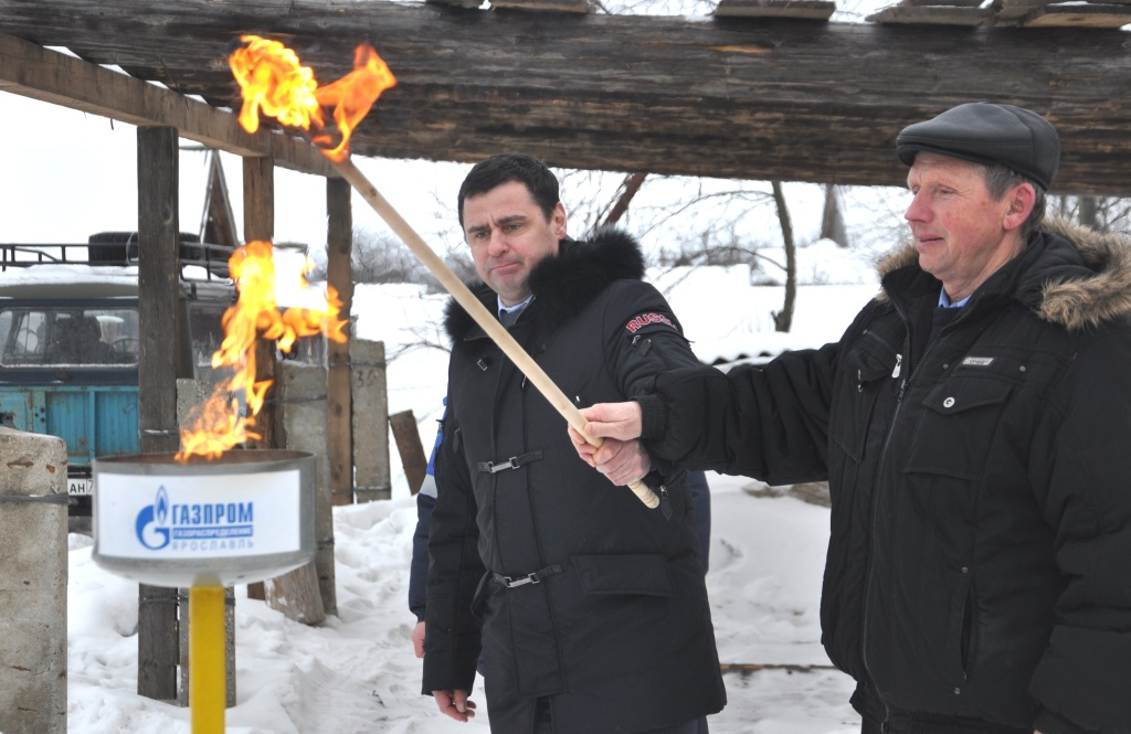 Дмитрий Миронов в Ростове: реабилитация озера Неро, строительство газопровода и развитие предприятий