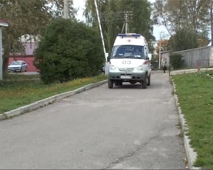 В Ярославле пьяный напал на фельдшера скорой