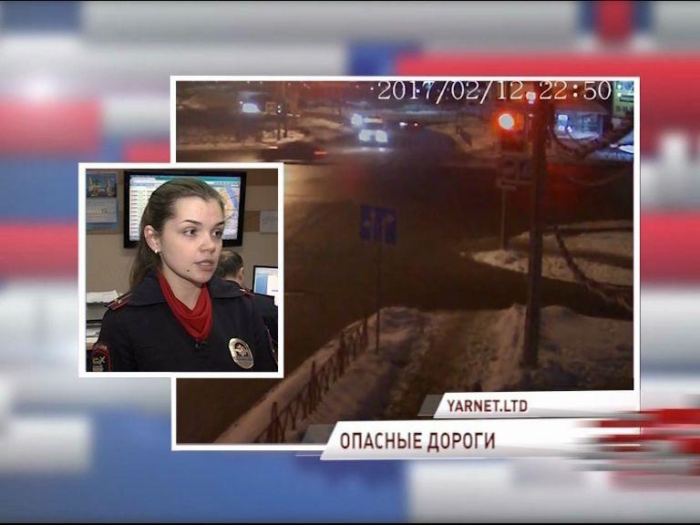 ВИДЕО: На Московском проспекте после столкновения в «Ладой» пешеход пролетел несколько десятков метров