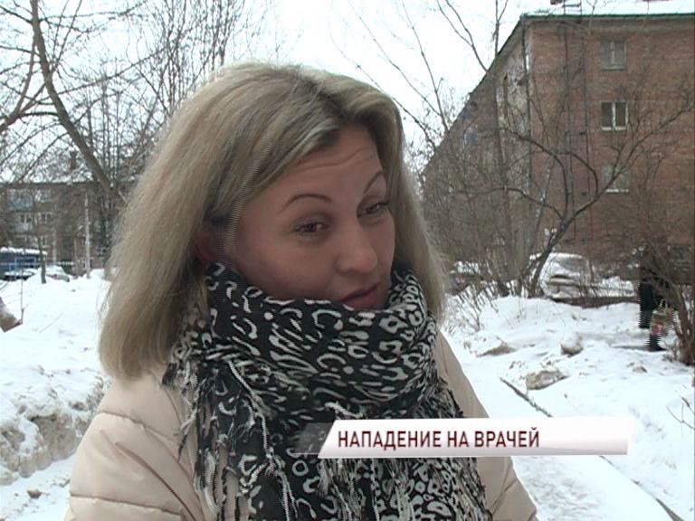 Избитая пациентом женщина-фельдшер: «Возвращаюсь на работу. Если не мы, то кто поможет людям»