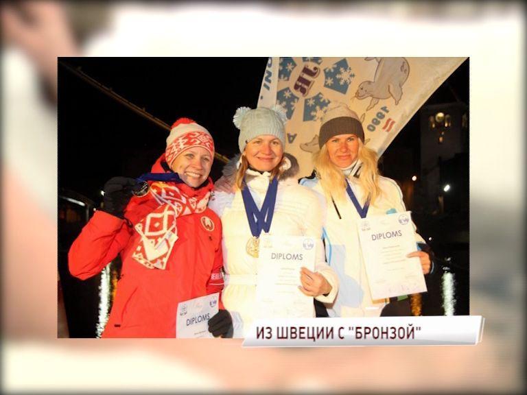 Рыбинская спортсменка завоевала две бронзовые медали на пятом этапе Кубка мира