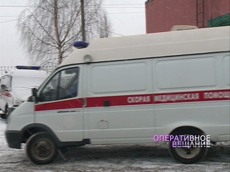 В огне в Рыбинском районе погиб мужчина