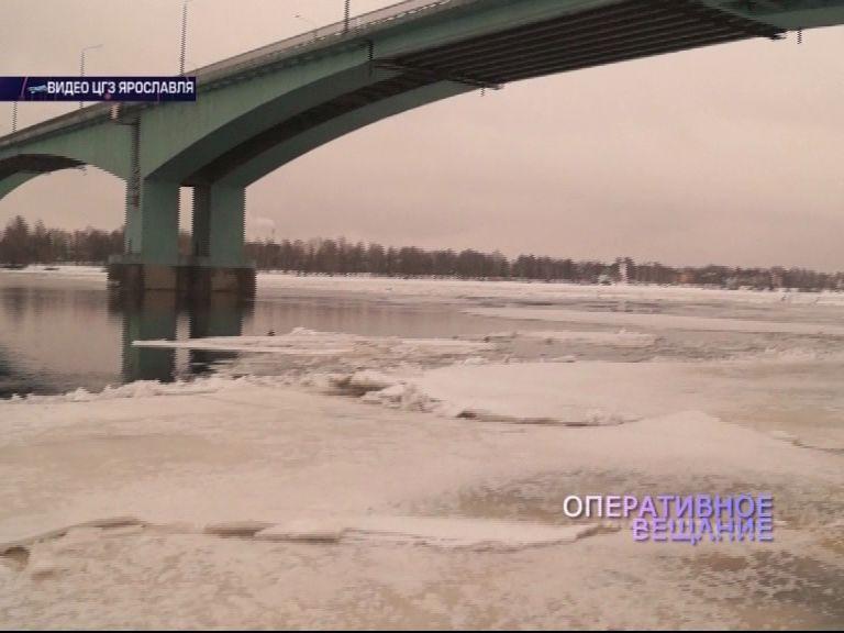 ЦГЗ: выход на лед стал опасен