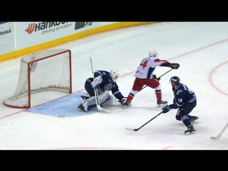 «Локомотив» проиграл в Минске, а серия возвращается в Ярославль