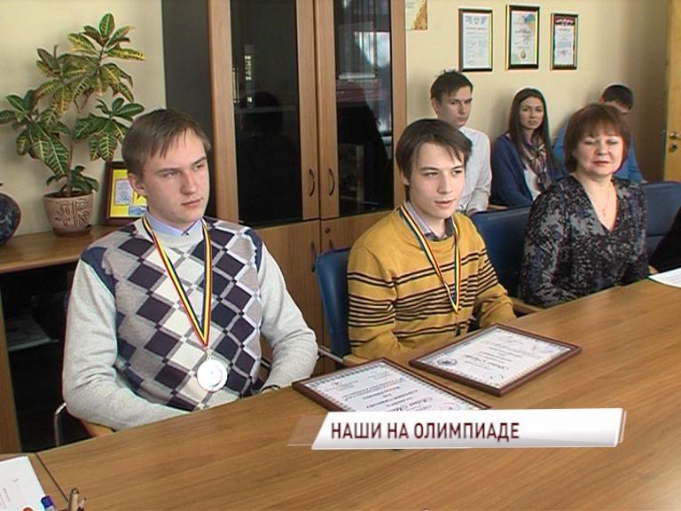 Ярославские школьники завоевали серебряные медали на Международной олимпиаде по математике
